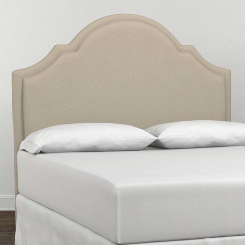 Custom Uph Beds Barcelona Bonnet Full Headboard