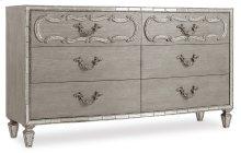 Bedroom Sanctuary Six-Drawer Dresser
