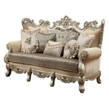 RANITA LOVESEAT W/6 PILLOWS