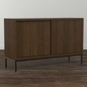 Custom Dining Sliding Door Sideboard Product Image