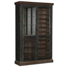 Dining Room Roslyn County Wine Cabinet