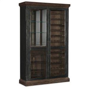 Hooker FurnitureDining Room Roslyn County Wine Cabinet