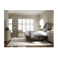 Brookhaven Panel Bed w/Storage FB, CA King 6/0 Product Image