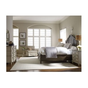 LEGACY CLASSIC FURNITUREBrookhaven Panel Bed w/Storage FB, Queen 5/0