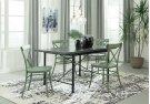 Minnona - Multi 5 Piece Dining Room Set Product Image
