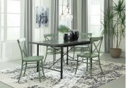 Minnona - Multi 5 Piece Dining Room Set Product Image
