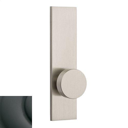Oil-Rubbed Bronze Contemporary K010 Knob Screen Door
