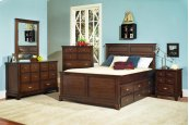 Pepper Creek 3/3 Headboard