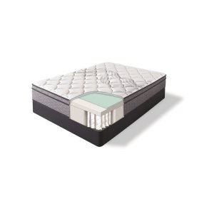 Perfect Sleeper - Hybrid - Standale II - Firm - Euro Top - Queen