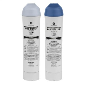 GEReplacement Water Filters - Reverse Osmosis System