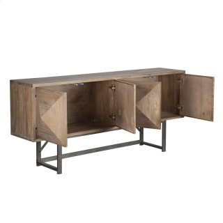 Stellan 4Dr Sideboard