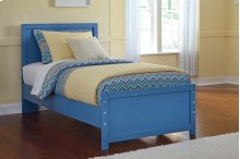 Bronilly - Blue 3 Piece Bed Set (Twin)
