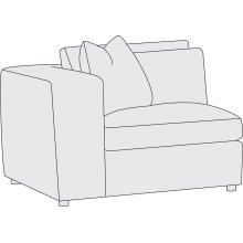 Como Left Arm Chair