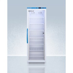 SummitPerformance Series Med-lab 15 CU.FT. Upright Glass Door All-refrigerator