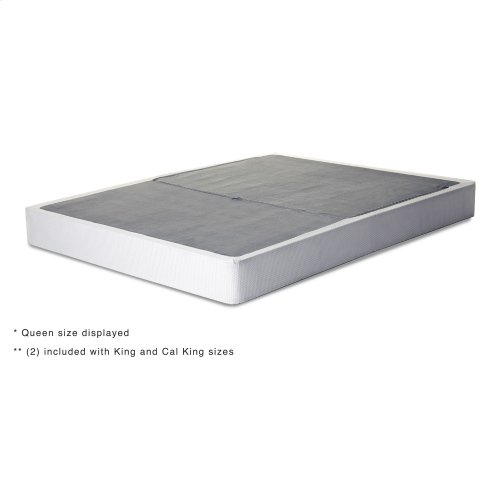 Simple Life Compact Folding Mattress Foundation with No-Tool Assembly, King