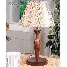 Plastic Table Lamp
