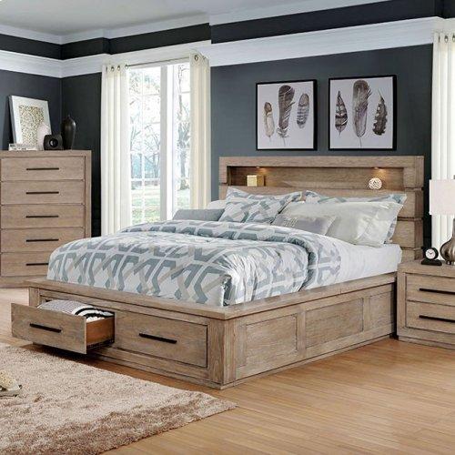 King-Size Oakburn Bed