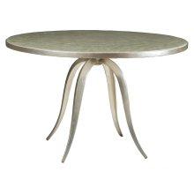 Capiz Round Dining Table