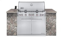 SUMMIT® S-660™ LP GAS GRILL - STAINLESS STEEL