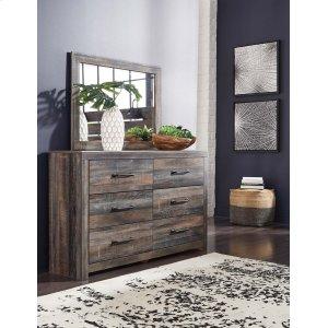 Ashley Furniture Drystan - Multi 2 Piece Bedroom Set
