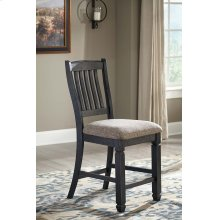 Tyler Creek - Black/Gray Set Of 2 Dining Room Barstools