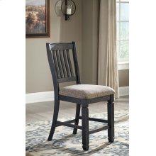 Tyler Creek - Black/Gray Set Of 2 Dining Room Barstools