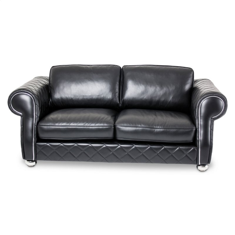 Hidden Additional Lugano Leather Sofa