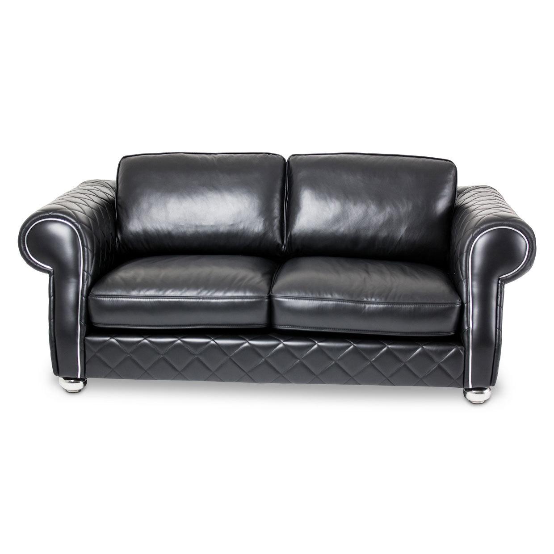 Bon Hidden · Additional Lugano Leather Sofa