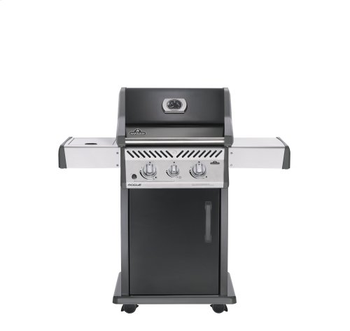 Napoleon Rogue® 365 Gas Grill with Range Side Burner.