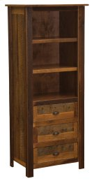 Barnwood Open Pantry - Hickory Legs Product Image