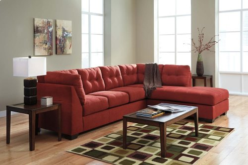 Maier LAF Sectional Sofa w/RAF Chaise - Sienna Collection