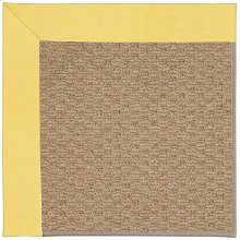 Creative Concepts-Raffia Canvas Buttercup Machine Tufted Rugs