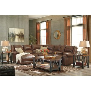 Ashley Furniture Billwedge - Canyon 6 Piece Sectional
