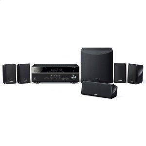 YamahaYHT-4950UBL 5.1-Channel Home Theater System