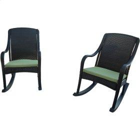 Orleans 4-Piece Rocking Chair Set