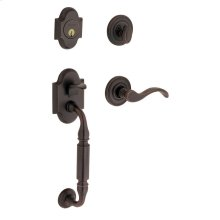 Oil-Rubbed Bronze Canterbury Sectional Trim