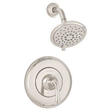 Patience Shower Only Trim Kit  2.5 GPM  American Standard - Polished Nickel