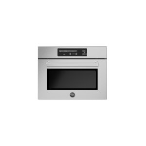 Bertazzoni24 Convection Speed Oven Stainless Steel