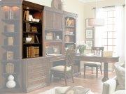 Home Office Cherry Creek Open Hutch Product Image