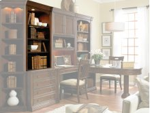 Home Office Cherry Creek Open Hutch