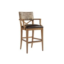 Sutherland Upholstered Bar Stool