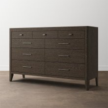 Tobago 9 Drawer Dresser