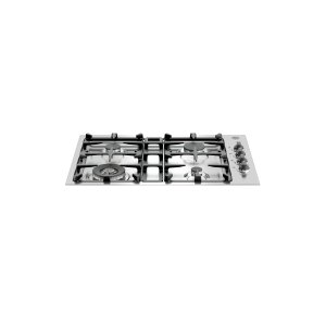 30 Drop-In Low Profile 4 Burners Stainless Steel -