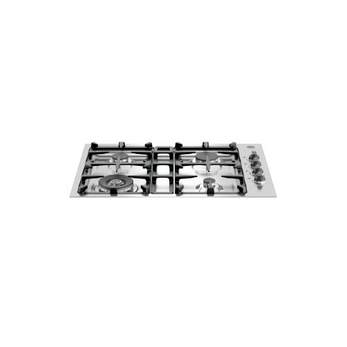 30 Drop-In Low Profile 4 Burners Stainless Steel