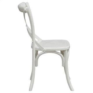 Amara Dining Chair White