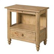 Homecoming Pine Open Nightstand Product Image