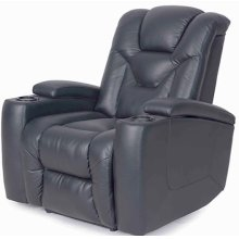 377 Galvatron (GREY) Recliner w/ Power in Salem Seal 2240/2245 (MFG # 377-85PWRP - ITEM # 9937785)