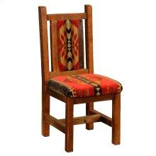 Barnwood Artisan Upholstered Side Chair - Standard Fabric