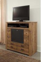 Cinrey - Medium Brown 2 Piece Bedroom Set Product Image