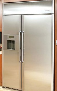 "The Vintage™ Professional 48"" Built-in Refrigerator - Style and Performance Together For the First Time"